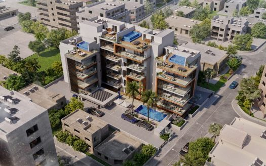 Gated residential complex in the city center gallery media 898 3 525x328