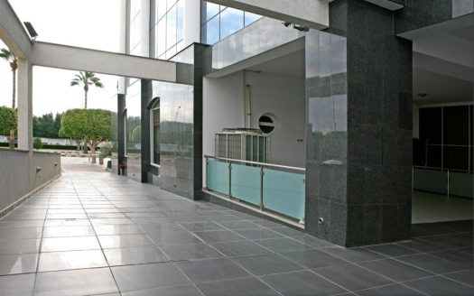 Seafront office in business center