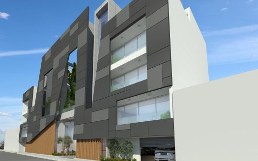 Luxury 1 Bedroom Apartment in Old Town b kinnis for sale limassol 9 525x328
