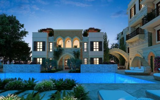 6 Bedroom Villa in Luxury Residences in walking distance to the sea images