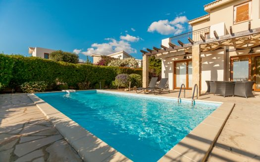 2 Bedroom Maisonette In Aphrodite Hills Complex