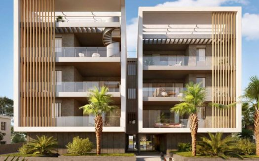 Luxury 2 Bedroom Apartment in Paphos