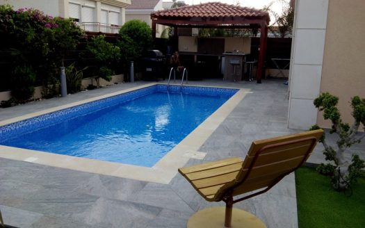 Luxury detached 3 Bedroom villa in Germasogia