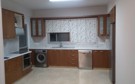 3 Bedroom Fully Renovated Apartment in Center of Limassol