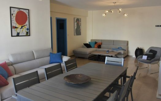 3-bedroom apartments in the Mouttagiaka area