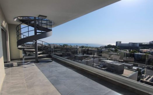 Brand New 3 Bedroom Apartment in Agios Tychonas Area