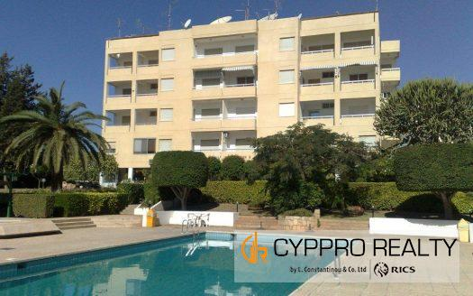 1 Bedroom Apartment in Agios Tychonas Area