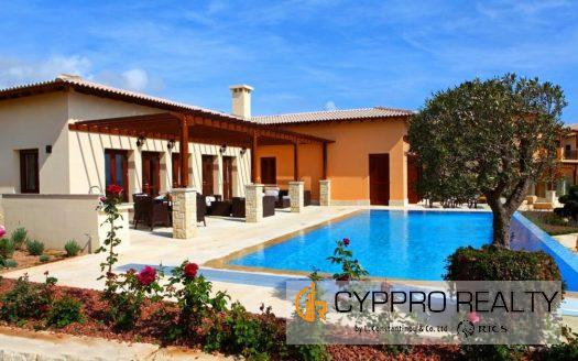 Luxury 4 Bedroom Villa in Aphrodite Hills