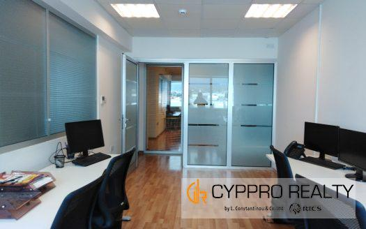 (English) Office space in Potamos Germasogeias Area