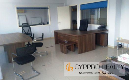 Fully Furnished Offices in – Center Limassol